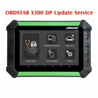 [Anni Sale €291] OBDSTAR X300 DP One Year Update Service