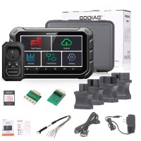 GODIAG GD801 Key Master DP PLUS Auto Key Progarmmer + Odometer correction + Special Function Support Multi-language