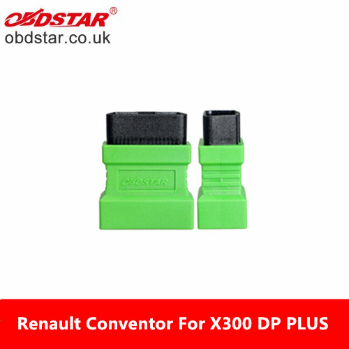 [UK Ship] P001 Converter for Renault Talisman/Megane IV/Scenic IV/Espace V Making Dealer Key Used with P001 Adapter