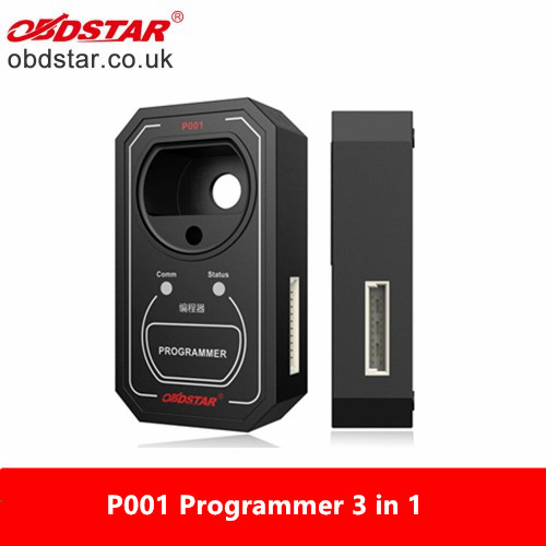 [UK Ship] OBDSTAR P001 Programmer 3 in 1 P001 RFID & Renew Key & EEPROM Functions