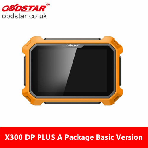OBDSTAR X300 DP Plus X300 PAD2 A Package Basic Version Immobilizer + Special Function